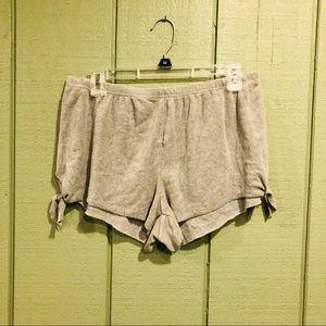 BUNDLE Blue and Grey PJ Shorts Medium